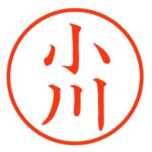 「小川」スマート印鑑 世界最薄の携帯印鑑 100-0032|tokushu-sozai
