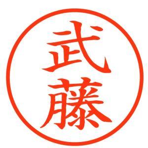 「武藤」スマート印鑑 世界最薄の携帯印鑑 100-0245|tokushu-sozai