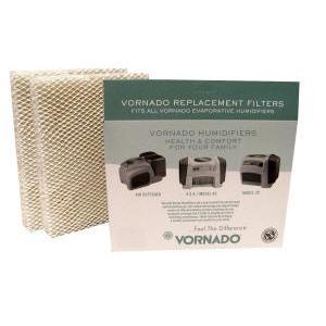 VORNADO(ボルネード・ボルナド)気化式加湿器 ボルネード2.5/4.0/EVAP1-JP用交換フィルター4セット8枚入り|tokutokutokiwa