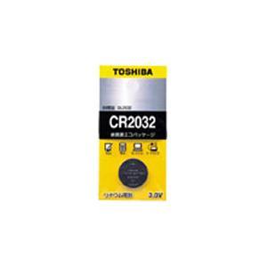 東芝 コイン形リチウム電池 CR2032EC 1...の商品画像