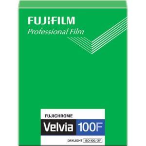 富士フィルム フジクローム ベルビア100F シートフィルム 4X5(20枚入)CUT VELVIA100F 4X5 20 tokutokutokiwa