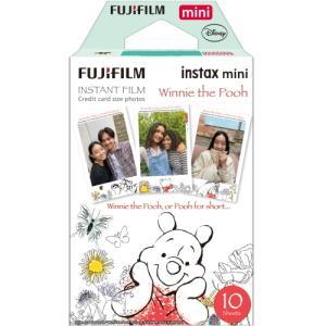 FUJIFILM(富士フィルム)チェキ用フィルム 絵柄フイルム くまのプーさん|tokutokutokiwa