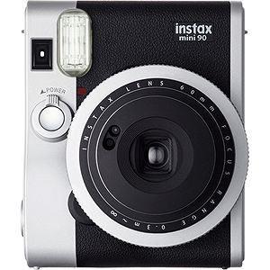 フジフィルム インスタントカメラ チェキ90ネオクラシック(instax mini 90 NEO C...