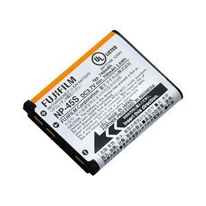 FUJIFILM(フジフィルム純正)充電式バッテリー NP-45S|tokutokutokiwa