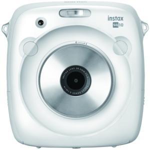 チェキスクエア SQ-10 ハイブリッドインスタントカメラ instax SQUARE SQ10(イ...