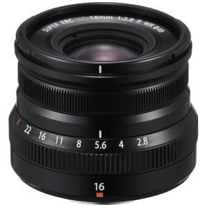 富士フィルム(フジフィルム)Xマウント単焦点レンズ フジノンレンズ XF16mmF2.8 R WR ...