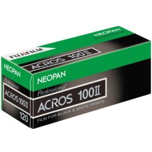 富士フィルム 黒白フィルム ネオパン100 ACROSII 120 12枚撮
