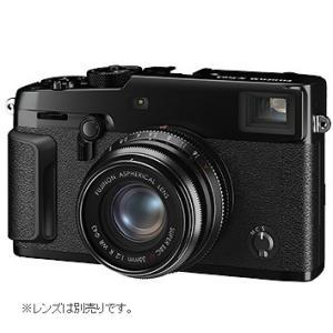 富士フィルム(フジフィルム)デジタルカメラ X-Pro3ボディ ブラック