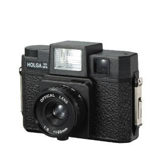HOLGA フラッシュ内蔵モデル HOLGA120GFN(ガラスレンズ)