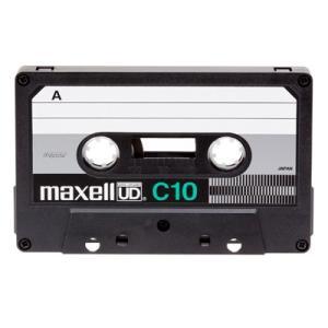 日立マクセル maxell 復刻版 カセットテープUDC10...