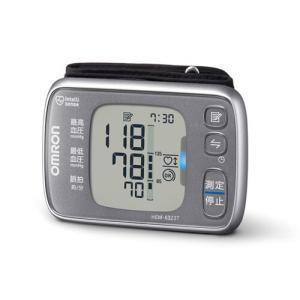 【あすつく】オムロン 手首式血圧計 OMRON HEM-6323T 手首式自動電子血圧計|tokutokutokiwa