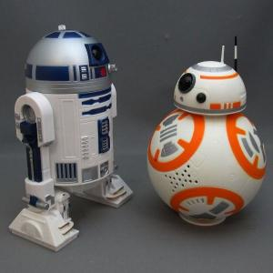 タカラトミーアーツ スター・ウォーズ ドロイドトーク R2-D2&BB-8 ペアセット スカイウォー...