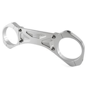 スタビライザー ホンダ CB400SF(92〜98) アルマイト加工 銀 1個 TOKUTOYO(トクトヨ) tokutoyo