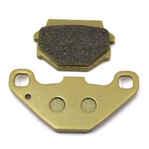 カワサキ(KAWASAKI)リア ブレーキパッド ZZ-R250/バリオス/KSR-1/II用 T067 tokutoyo
