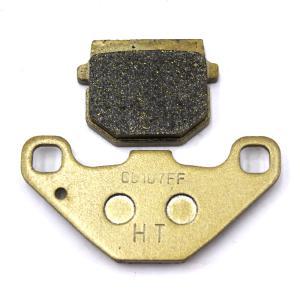 フロント ブレーキパッド KDX125SR/KSR-1/II/KS-1/II用 T083 TOKUTOYO(トクトヨ)|tokutoyo