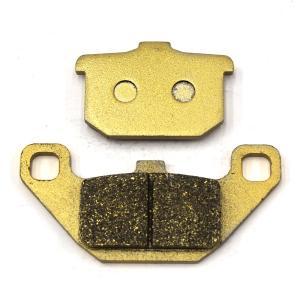 カワサキ(KAWASAKI)ブレーキパッド 前後 ニンジャ250R、KZ550、Z750GP用 T085 tokutoyo