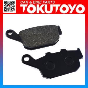 リアブレーキパッド グラディウス650/400/ABS用 T140|tokutoyo