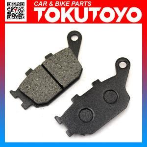 リアブレーキパッド フォルツァ MF06用 T174|tokutoyo