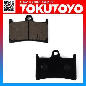 FZ6/YZF R6-FAZERS2/RJ031,036-07~09/99~04-F ブレーキパッド T252|tokutoyo