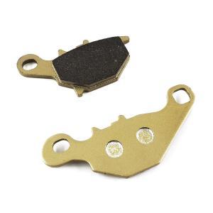 アドレスV100、S、125、125G用 ブレーキパッド(前)【T396】 TOKUTOYO(トクトヨ)(クーポン配布中)|tokutoyo