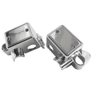 フォルツァMF06/MF08/MF10 マスターシリンダー カバー メッキ TOKUTOYO(トクトヨ)|tokutoyo