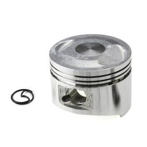 ホンダ リード110/DIO110用 STDエンジンピストン(クリップ付き) TOKUTOYO(トクトヨ)|tokutoyo