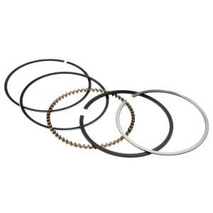Dio110/リード/スーパーカブ 純正タイプ STDピストンリング1台分 ホンダ エンジン シリンダーリング|tokutoyo