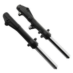 ホンダ PCX125 JF28/JF56 PCX150 KF12/KF18 純正タイプ フロントフォーク 黒色 左右セット TOKUTOYO(トクトヨ)(クーポン配布中)|tokutoyo