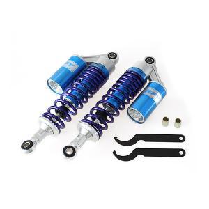 CB400SF/XJR400/GSX400 タンク付き リアサスペンション 青色 TOKUTOYO(トクトヨ) tokutoyo