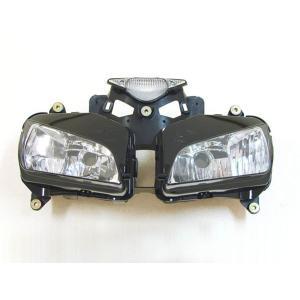 ホンダ CBR1000RR (SC57、'04-'07年) 純正タイプ ヘッドライト TOKUTOYO(トクトヨ)|tokutoyo