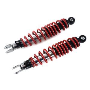 シグナスX マジェスティ125 純正タイプ リアサスペンション 赤 TOKUTOYO(トクトヨ)(クーポン配布中)|tokutoyo