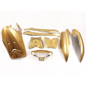 リモコンジョグJOG(SA16J) 外装カウル 金色 ゴールド 8点セット 外装セット ヤマハ|tokutoyo