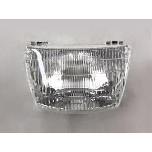 ヤマハ ジョグJOG 3KJ 社外ノーマル仕様 ヘッドライト ユニット TOKUTOYO(トクトヨ)|tokutoyo