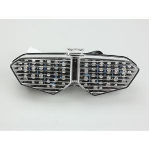 ヤマハ YZF-R6(03-05) ウインカー付き クリアLEDテールランプ W178|tokutoyo