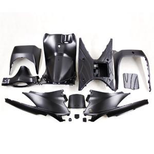 スズキ アドレスV125/G(CF46A/4EA) インナーカウル 塗装済み 艶消し黒色 12点セット TOKUTOYO(トクトヨ)(クーポン配布中)|tokutoyo