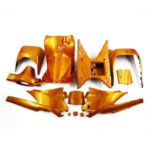 スズキ アドレスV125/G(CF46A/4EA) インナーカウル 12点セット 塗装済み 橙色オレンジ TOKUTOYO(トクトヨ)(クーポン配布中)|tokutoyo