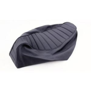 アドレスV125S(ADDRESS) シートカバー  張替え用 タックロール式 黒艶なし B型(クーポン配布中)|tokutoyo