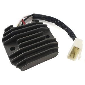 レギュレーター 熱対策 交換用 SR400/FZ400/ルネッサ250等 tokutoyo