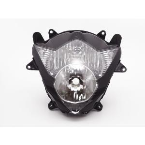 スズキ GSX-R1000 (05-06年) 純正タイプ ヘッドライト クリア TOKUTOYO(トクトヨ)|tokutoyo
