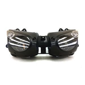 カワサキ(KAWASAKI)ZX-10R(06-07)年 クリア ヘッドライト TOKUTOYO(トクトヨ)|tokutoyo
