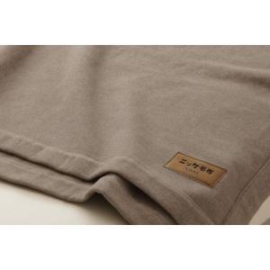 ニッケ カシミヤ 100%毛布 シングル 140×200cm 日本製 CASH40003|tokuyama