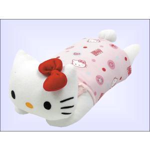 ハローキティ 抱き枕 約42×22cm|tokuyama