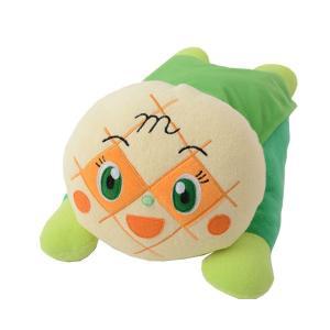 メロンパンナ 抱き枕 約42×22cm tokuyama
