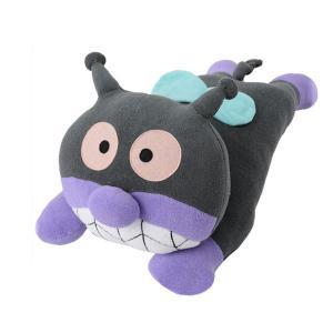 バイキンマン 抱き枕 約42×22cm tokuyama