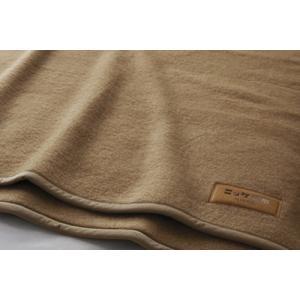 ニッケ キャメル100% 毛布 シングル 140×200cm CAML30005 日本製|tokuyama