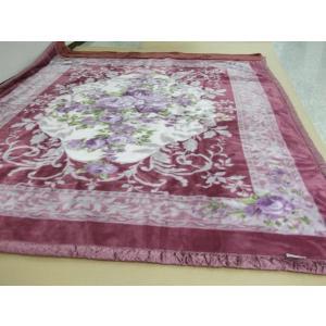 西川リビング アクリル 2枚合わせ毛布 ダブルサイズ 180×210cm|tokuyama