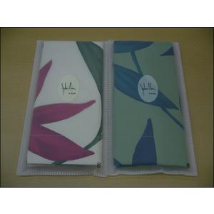 シビラ フローレス まくらカバー  M 43×63cm|tokuyama