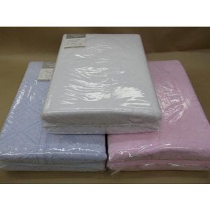 高級ジャガード織り タオルシーツ ゆったりサイズ 150×250cm 日本製|tokuyama