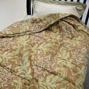 西川リビング 洗える真綿肌掛けふとん シングル 150×210cm   |tokuyama