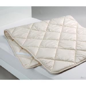 西川産業 ウォッシャブル ウール ベッドパッド ダブル|tokuyama